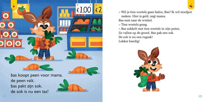 rekenen wortels 6