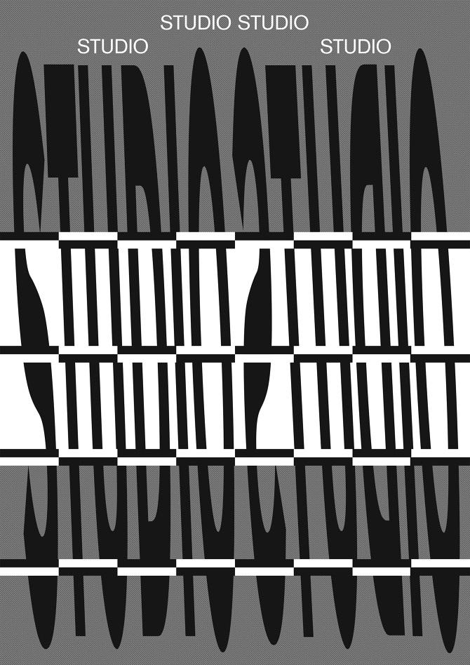 & Door Poster - Erik Brandt / Typografika